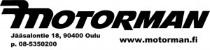 motorman-logo-pieni
